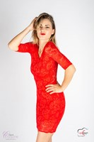Nava Rouge - Taille: XL